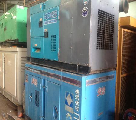 Máy Phát Điện Tại HCM
