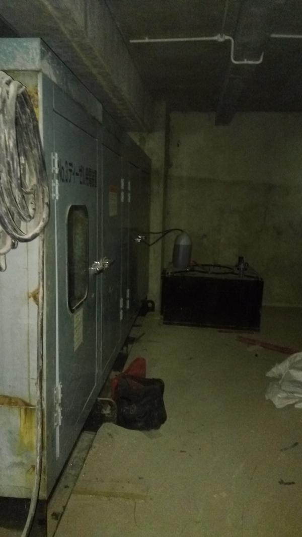 Lắp Đặt Máy Phát Điện Tại Khách Sạn SiSILiA