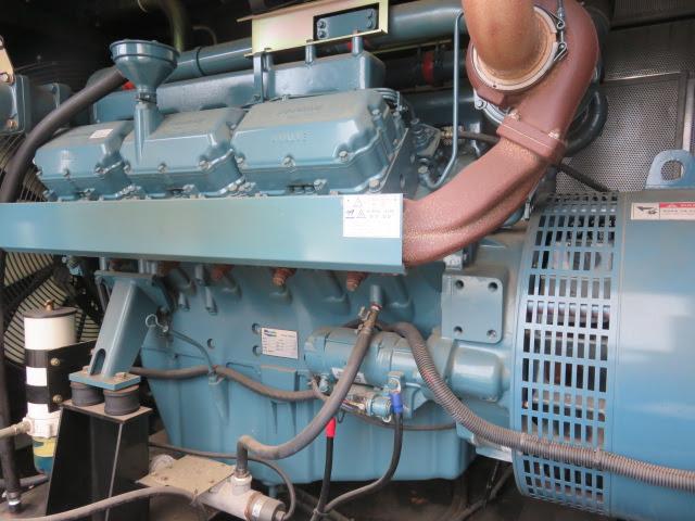 Máy Phát Điện PKG-0750 750KVA