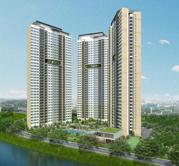 Máy Phát Điện Cho Dự Án Palm City