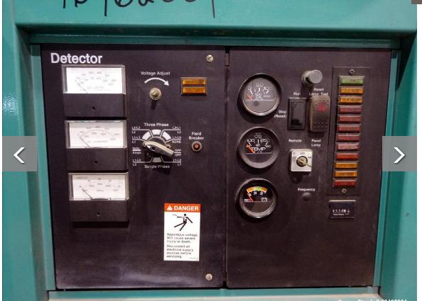 Máy Phát Điện Chạy Bằng Gas