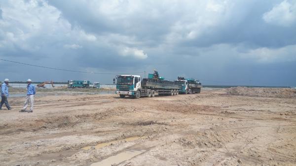 Lắp Đặt Máy Phát Điện Tại KCN Bàu Bàng