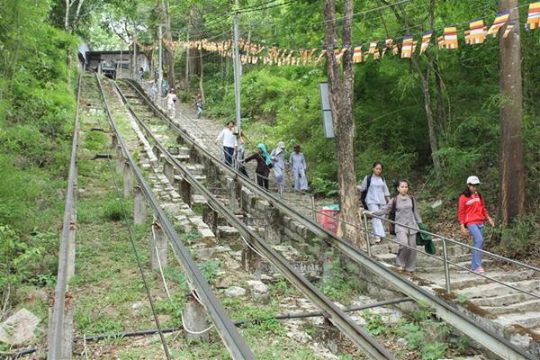 Trao Đổi Máy Phát Điện Tại Chùa Phật Quang