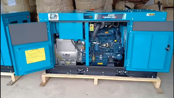 Máy phát điện GS 25ESK