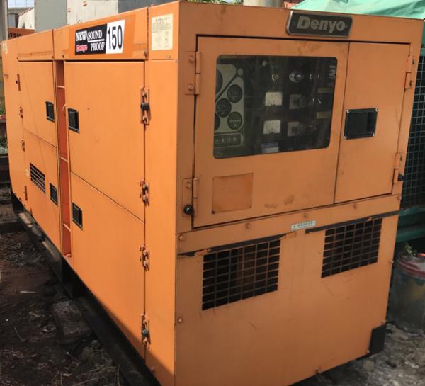 Cho thuê máy phát điện tại Long Thành