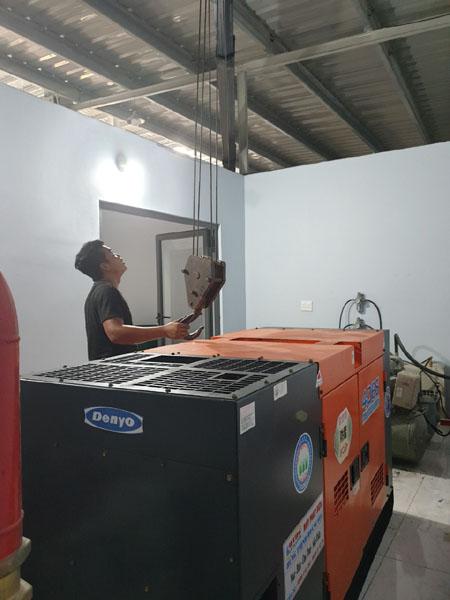 Lắp Máy Phát Điện Tại Phước Bửu