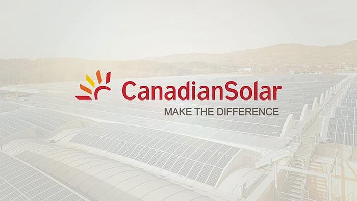 Tấm pin năng lượng Canadian