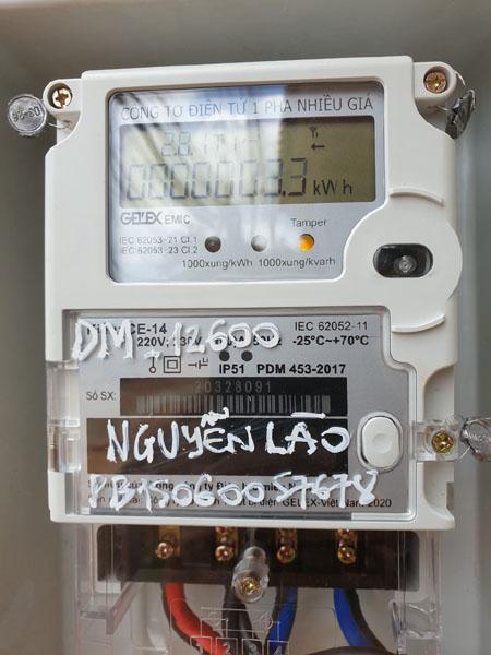 Hệ 10kwp Tại Vũng Tàu Đã Hòa Lưới